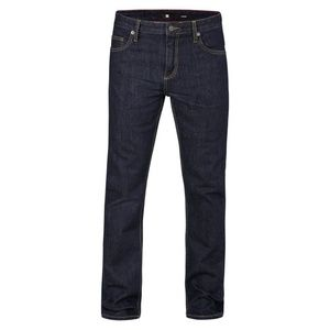 DC Men's Worker Slim Length Indigo Rinse Jeans